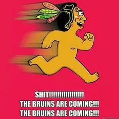 Blackhawks.  haha  ;)