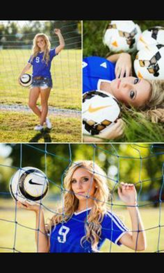 best sports photography poses and inspiration images. Senior Picture Poses, Volleyball Senior Pictures, Poses Photo, Soccer Pictures, Senior Photos Girls, Senior Picture Outfits, Senior Girls, Team Pictures, Senior Soccer Poses