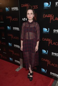 Celebrities Attend the Premiere of DIRECTV's 'Dark Places'