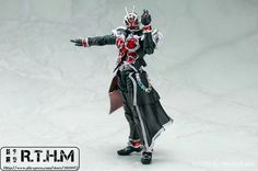 Bandai SIC VOL.70 Kamen Rider Wizard Flame style $110  Free shipping from China to  most country