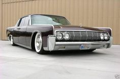 Long low lovely luxurious lincoln