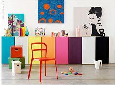 9 IVAR IKEA Hacks + DIYs | Poppytalk
