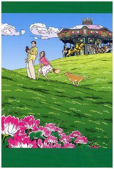Amazon.co.jp: わたせせいぞう ポストカード 『ショパンの春曲』(W11006K): 文房具・オフィス用品 Pop Art Illustration, Japanese Illustration, Illustrations, Art Sketches, Love Story, Comic Art, Cocktails, Cartoon, Manga