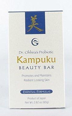 Dr. Ohhira's Probiotic Kampuku Bar Soap 80 Grams