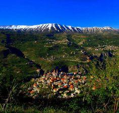 Village in Lebanon