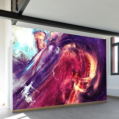 Earth Wind and Fire | Wall Mural | WallsNeedLove