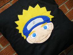 Naruto ninja leaf anime pillow cushion gift