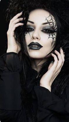noir Sabbat femme méchant unique