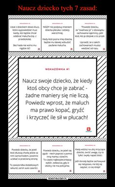 Trendy w kategorii edukacja w tym tygodniu - Poczta In Case Of Emergency, Baby Safe, Self Development, My Sunshine, Kids And Parenting, Words Quotes, Good To Know, Kids Playing, Texts