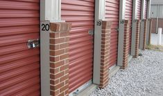 A collection of useful tips and clever tricks on how to pack your self-storage unit, as well as how to maximize the rented space inside the unit. Self Storage Units, Extra Storage Space, Storage Spaces, Tall Cabinet Storage, Self Storage Company, Temporary Storage, Storage Center, Personal Storage, Storage Facility