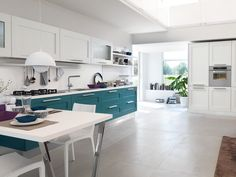 GALLERY, una cucina senza tempo con un anta a telaio caratterizzata da un design moderno e versatile, adatta ad ogni gusto. Scopri di più su http://www.cucinelubetorino.it/cucine-lube-moderne/gallery/