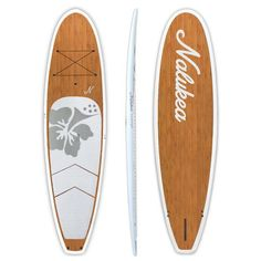 "Nalukea Stand Up Paddle Board ""Voyage Coconut for Her"""