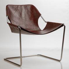 Paulistano chair by Paulo Mendes da Rocha, 1957.