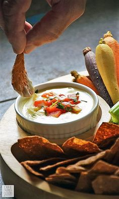 Queso Blanco Dip (White Cheese Dip) is one of our favorite football appetizers. This recipe is easy to make and ready in under 10 minutes. Definitely a fan favorite!