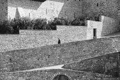 Mount Athos is a mountain and peninsula in Macedonia, Greece. #MountAthos: Greece; a monk walking  Twitter: @nomadsnetwork Web: http://pavelgospodinov.com  FB: https://www.facebook.com/travelartphotography