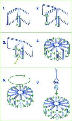 Jewel Case Pendant Lamp