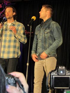 Jared and Jensen - SeaCon2015