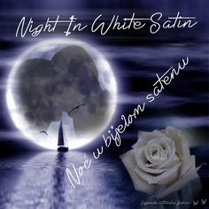 Night in white satin Nights In White Satin, Good Night Sweet Dreams, Absolutely Gorgeous, Twitter
