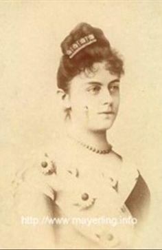 Unknown image of Baroness Mary Vetsera