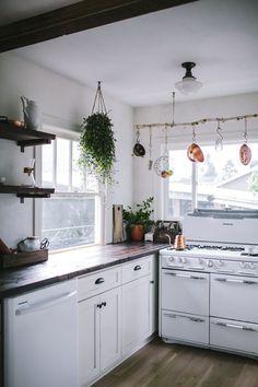 Casual cute kitchen
