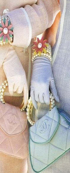 Pastel Chanel | The House of Beccaria#