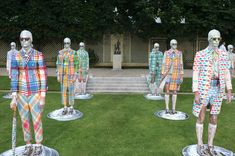 Thom Browne. Spring/Summer 2013. Colorful Collection Presentation