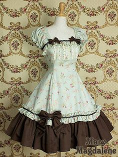 Classic lolita dress - Mary Magdalene