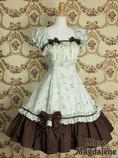 Classic lolita dress - Mary Magdalene
