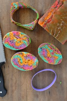 Hidden Rainbow Easter Egg Cake... 1 of 25 Fabulous Gluten-Free Easter Recipes