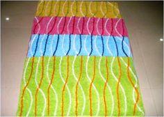 BATHMAT WAVE DESIGN STOCK Offer #              : 1796 Color                : As…