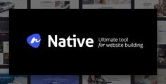 Native v1.0.5 – ultimate tool for website building. Native is the perfect solution for any customer, who aims at creating the superb website faster and easier than never before.  Native v1.0.5 WordPress Theme Free Download Download  Features  60+ shortcodes and unlimited variations are...