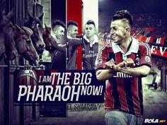 El Shaarawy AC Milan Wallpaper HD 2013 #1