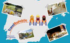 """¿Quieres GANAR un 50% dto. una noche para dos personas en el Hotel Four Seasons en Vilamoura #Algarve 4*? ¡Pídeselo a los Tres Reyes Magos de Travel Republic! ¡Hay dos premios! ¡Ganarán 1. la respuesta que tenga más """"Me gusta"""" y 2. la que sea más divertida a decidir por parte de un jurado imparcial! Tienes hasta mañana Martes a las 12h. ¡Acción! Términos y condiciones en nuestra página de Facebook."""