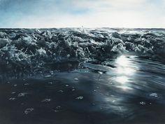Pastel Icebergs by Zaria Forman-12 – Fubiz™