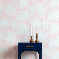 Pretty pink wallpaper: http://www.stylemepretty.com/living/2016/03/16/15-patterns-that-will-make-you-crave-wallpaper-instead-of-cringe-it/
