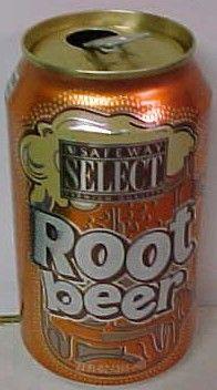 Safeway Select Root Beer