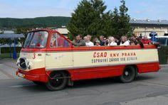 Lukášovo toulání - akce | Staré náklaďáky
