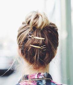 Hair Inspiration Monday: Haaraccessoires galore | Rob Peetoom Blog