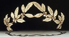 Westminster Laurel Wreath tiara