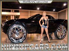 Chevrolet Camaro on 32's Dub Show photos