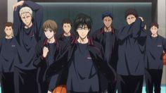 Whats your favourite Kuroko no Basket Team? | Anime Amino
