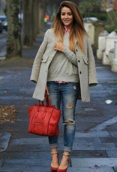 jeans rotos