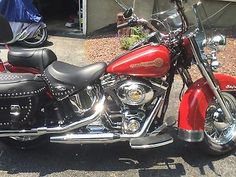 eBay: Harley-Davidson: Softail Harley Davidson Heritage Softail Firefighters special edition #harleydavidson usdeals.rssdata.net