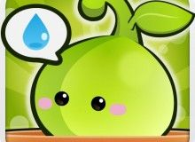 App Plant Nanny reminds you to drink H20 during the day, and is cute to boot