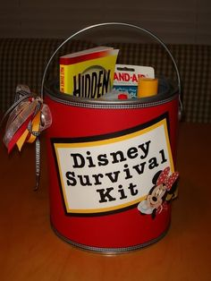 Such a great idea. Follow the link for more things to put in the kit...
