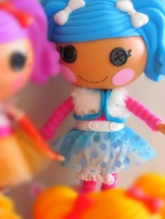 Lalaloopsy Dolls by lala711