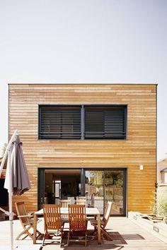 MAISON L33 : Maisons modernes par Atelier d'Architecture Brut de Déco A²B2D