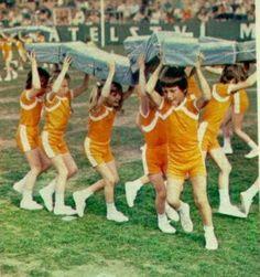 1985 Basketball Court, Sports, Handmade, Hs Sports, Hand Made, Sport, Handarbeit
