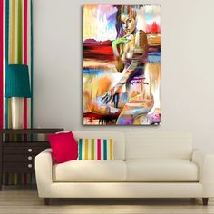 (1) New Modern Abstract African Sexy Body Art Women for Home Living Room Canvas Art Prints, Painting Prints, Canvas Wall Art, Wall Art Prints, Painting Canvas, Watercolor Painting, Bedroom Canvas, Bedroom Wall, Oil Painting Pictures
