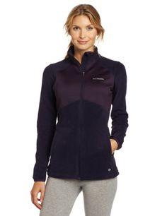 Columbia Women`s Heat 360 II Full Zip Shirt $59.80